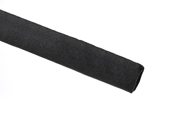 ermannTyton woven sleeving protects wires and cables ... on