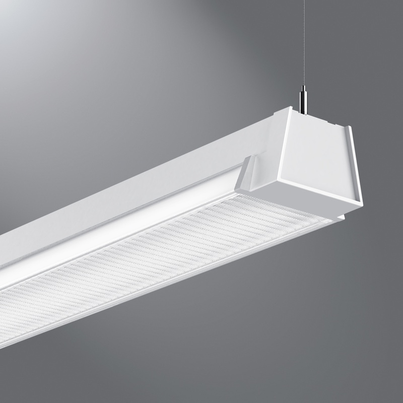 Eaton S Corelite Rzl Led Suited To Open Ceiling Environments