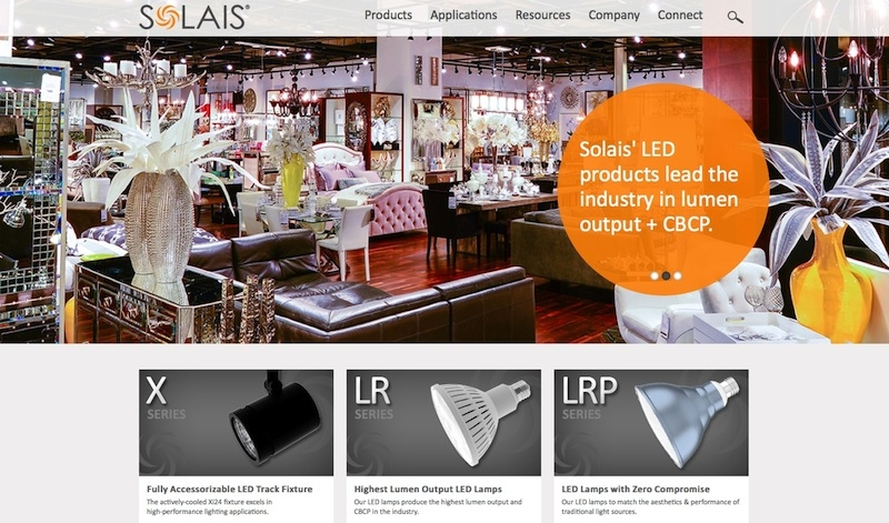 Solais Lighting Acquired By Secure
