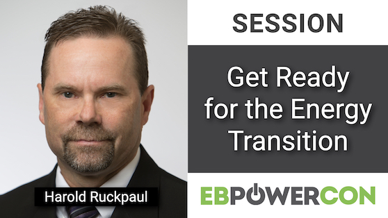 Get ready for the energy transition – EBPowerCon 2021